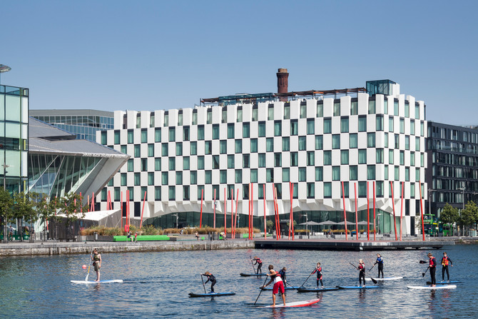 The Marker Launches New Dublin Docklands Activities