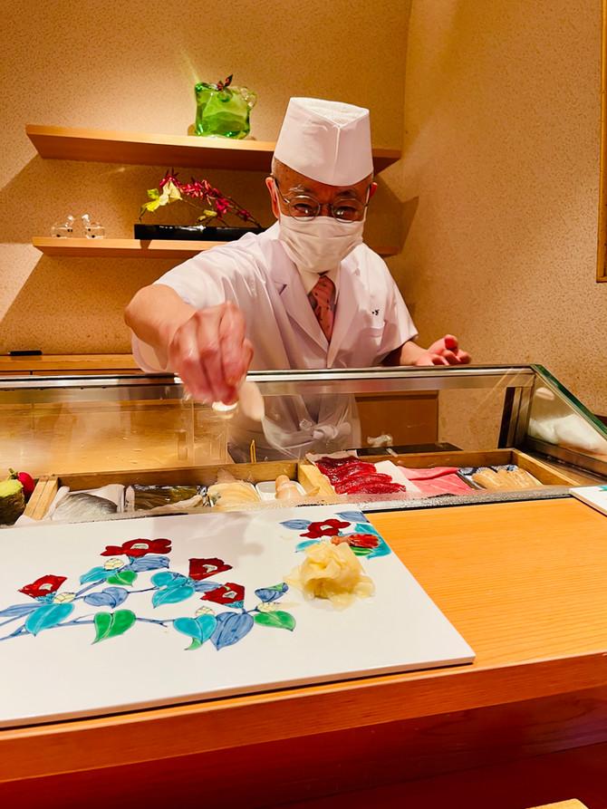 Sushi Insider Tips from Art of Travel Japan