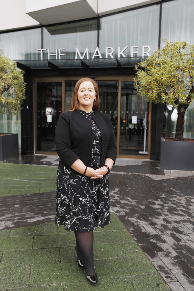 Sheila O'Sullivan Joins The Marker Hotel as Director of Sales & Marketing