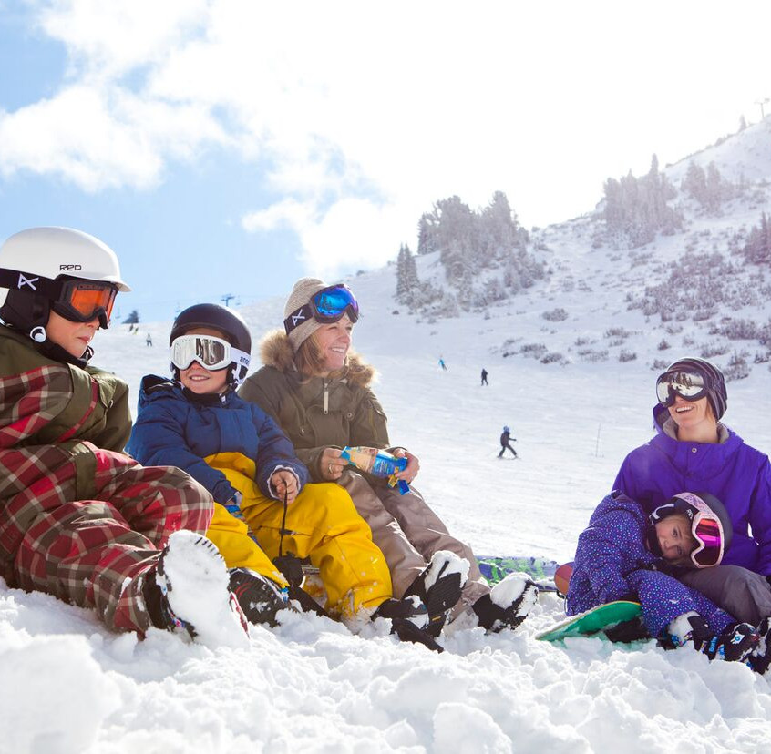 Mammoth Mountain Kids 8