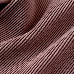 Fabric Detail - Ribbed Knit