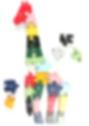 Incomplete Giraffe Puzzle 2