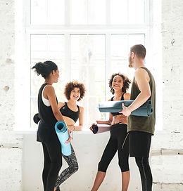 Yoga Class Deelnemers