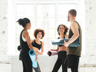 Better Together: The Benefits of Group Exercise