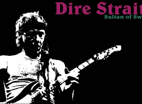 "New! ""Sultans of Swing"" Style Jam Track / Backing Track for soloing and improvisation"