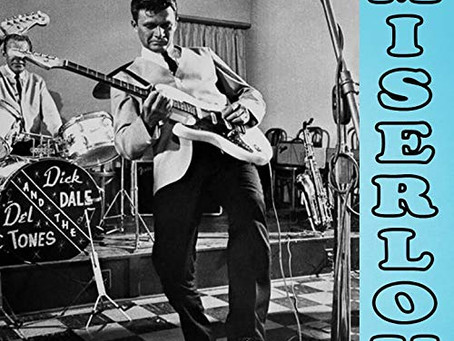 "New Guitar Lesson / Transcription: ""Miserlou"" by Dick Dale"