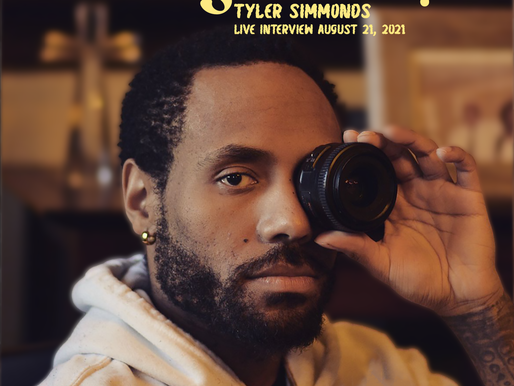 Live Interview Tyler Simmonds