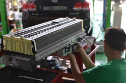 Lexus GS450 Hybrid Battery