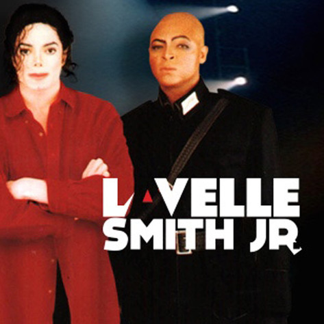 Picture LaVelle Smith With Michael Jackson