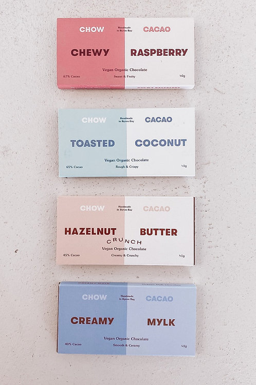 Chow Cacao Chocolate