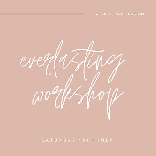 Everlasting Workshop Ticket