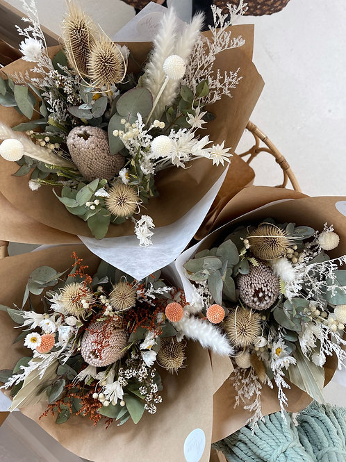 dried flowers taree
