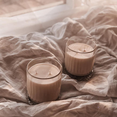 Natural Soy Candle by lx Collection Florist Taree