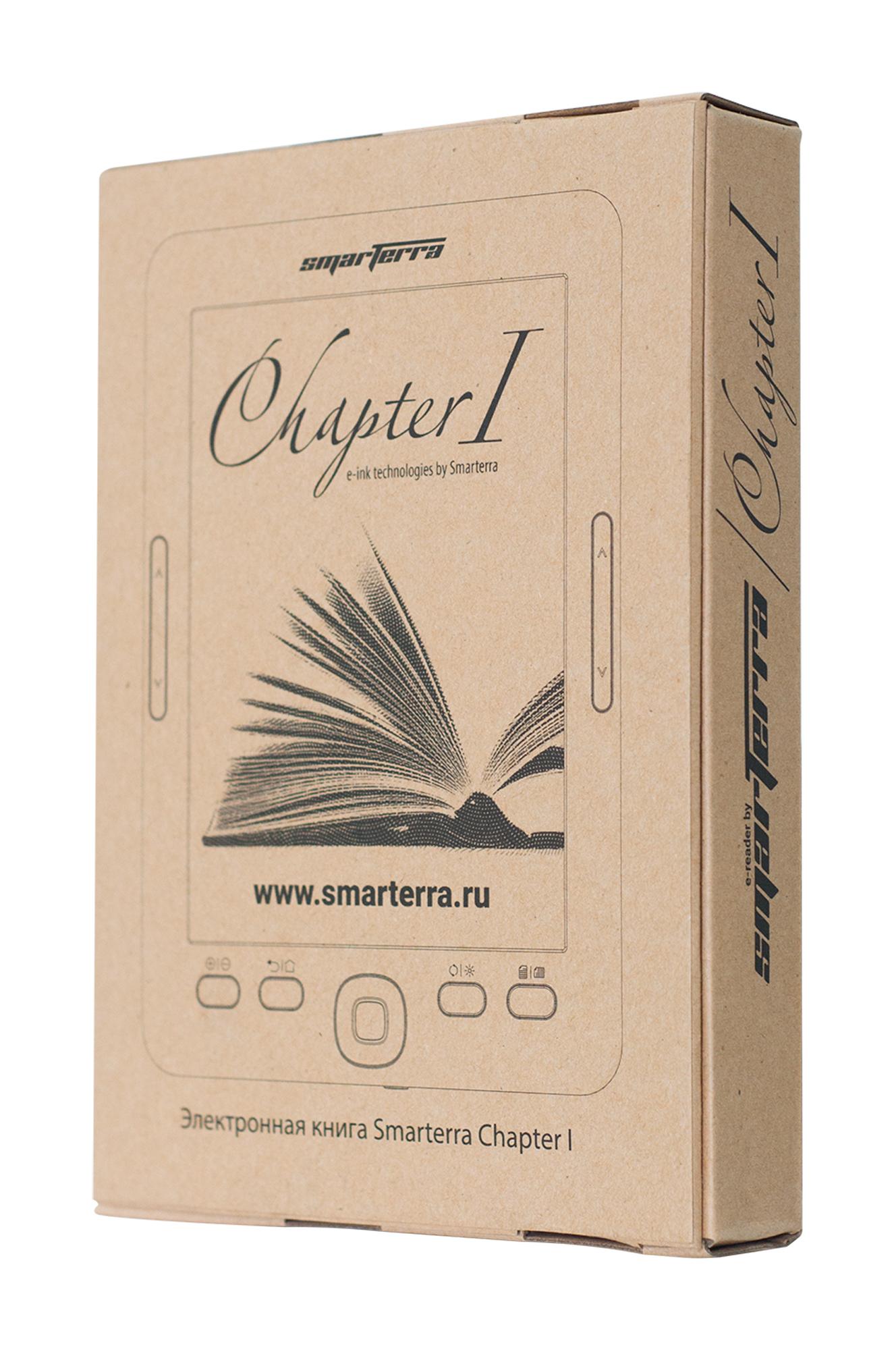 """E-reader Smarterra """"Chapter I"""""""