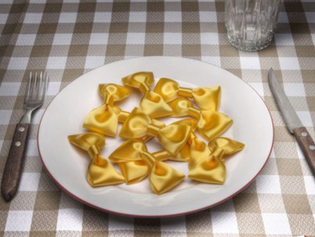 Без чего макароны на вкус словно бабочки?