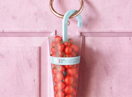 ТОП-10 креативных упаковок фруктов и овощей