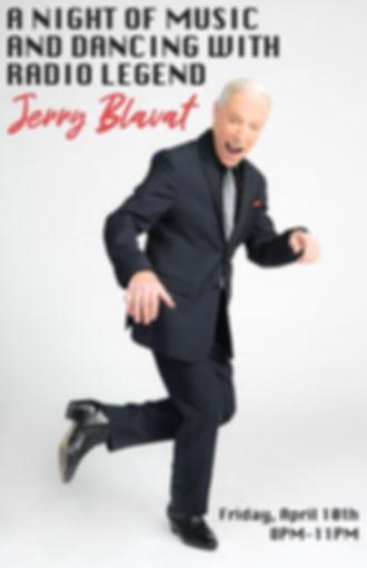 AN EVENING WITH JERRY BLAVAT