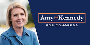 Amy Kennedy for United States Congress
