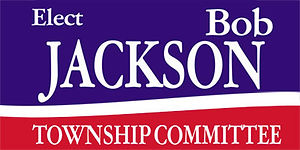 Bob Jackson for Middle Township Committee