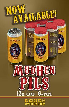 MudHen Pils