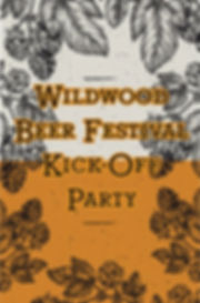 WILDWOOD BEER FESTIVAL KICK-OFF PARTY