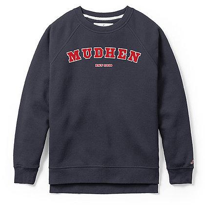 MudHen academy crew - navy