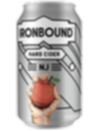 IRONBOUND HARD CIDER