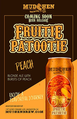 Fruitie Patootie Peach