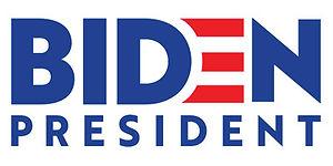 Joe Biden for United States President