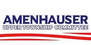 John Amenhauser for Upper Township