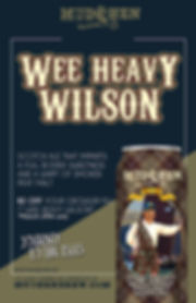 WEE HEAVY WILSON