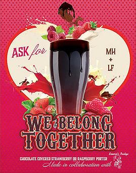 We Belong Together Strawberry
