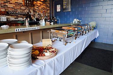MudHen Buffet Catering