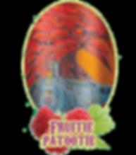 FRUITIE PATOOTIE RASPBERRY