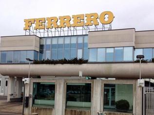 Ferrero assume Operai ed altre figure