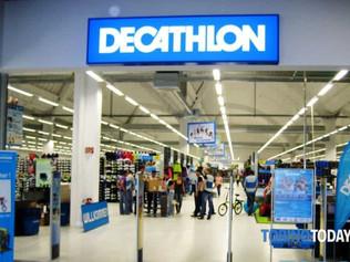 Negozi Decathlon: 94 nuove assunzioni