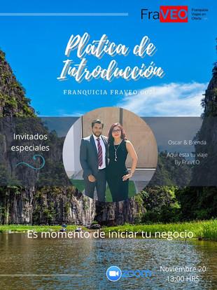 Agencia Aquí stá tu viaje by Fraveo