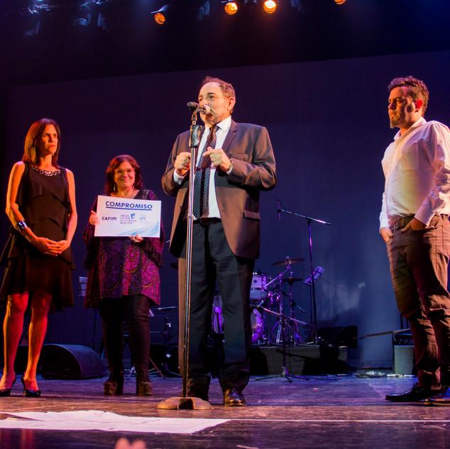 La Gala / Compromiso Cafim + Festival a favor de Soijar con María Calderón, Jeanette Cabrera, Alajandro Garro y Alejandro Pont Lezica