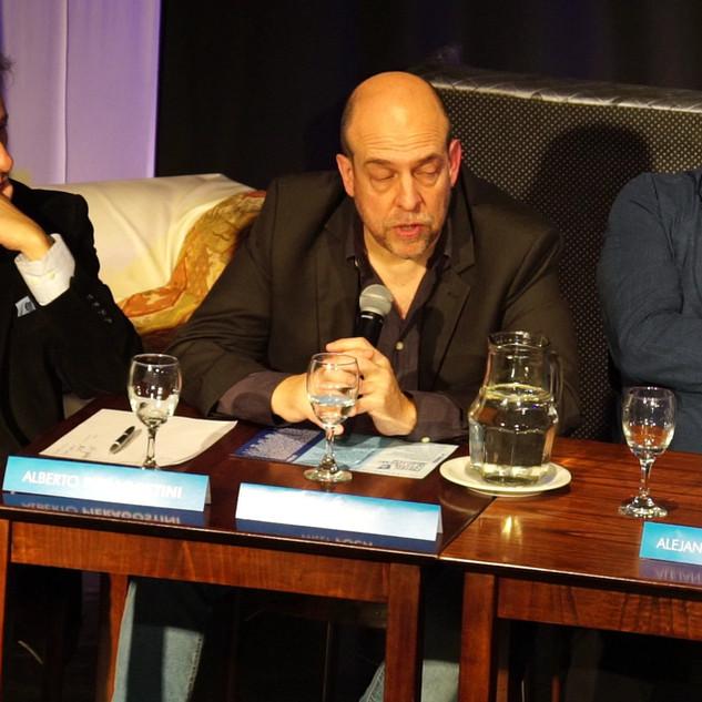 Willy Poch / Conferencia de prensa