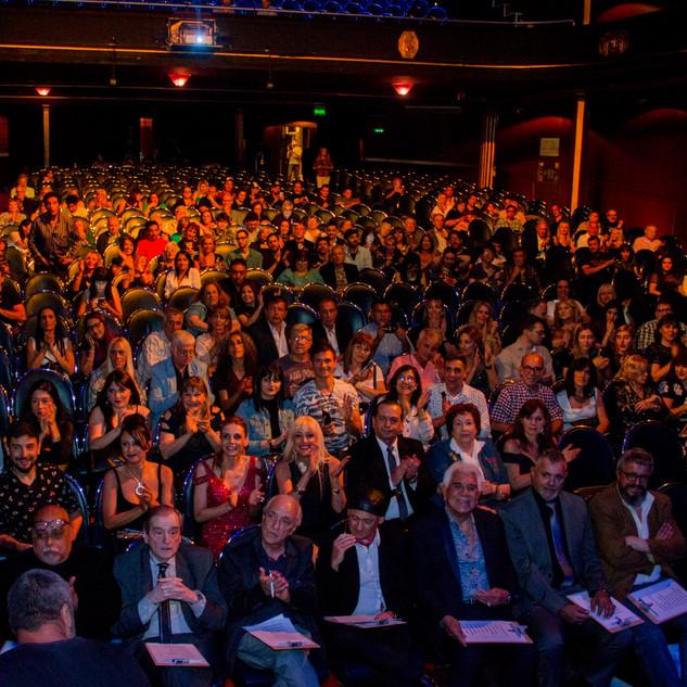 La Gala / el público del Astral