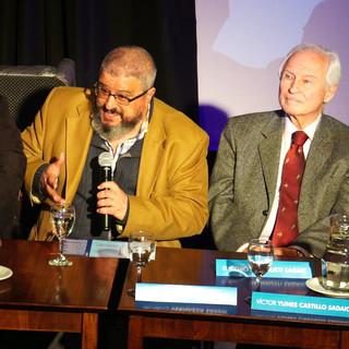 Ricardo Vernazza SADEM  / Conferencia de Prensa