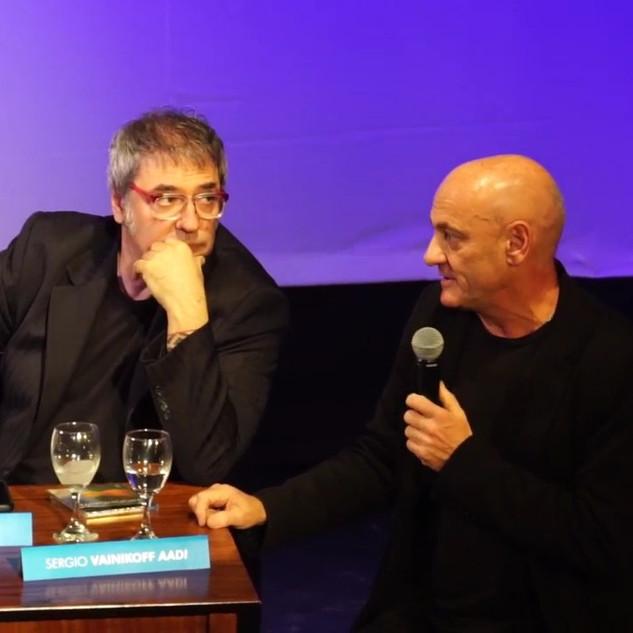 Sergio Vainikoff AADI  / Conferencia de Prensa