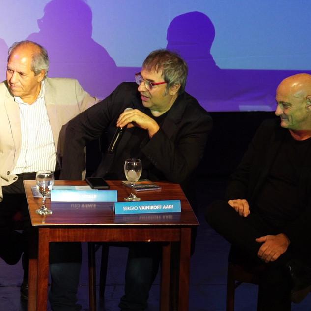 Lito Vitale / Conferencia de Prensa