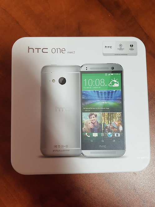 HTC one Mini 2 white unlock (new)