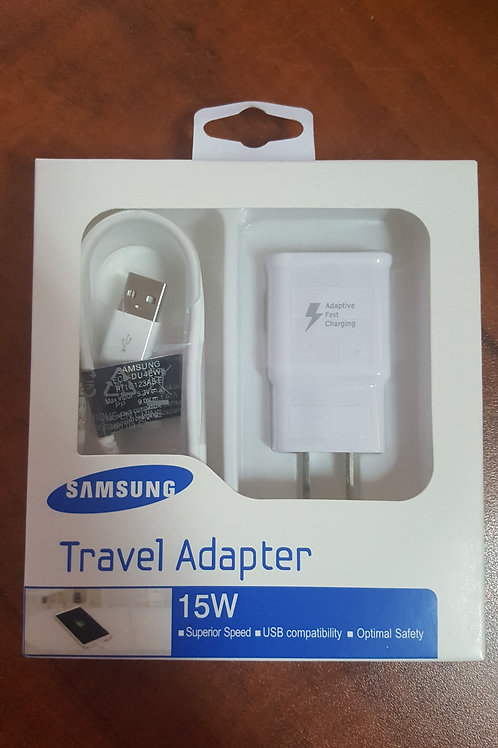 Original SAMSUNG fast charger &cable