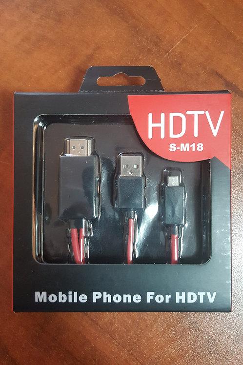 converter HDMI smartphones & Tablets to TV