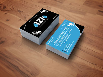 Photorealistic Business Card Mockup 3.jp