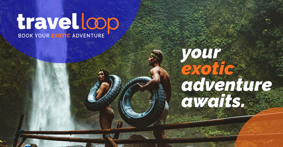 Travel loop Ad