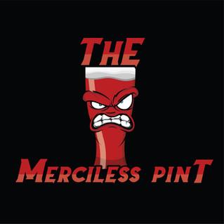 Merciless Pint Logo