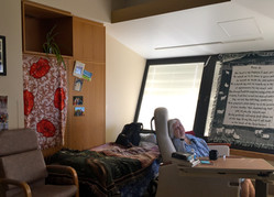Gratitude and Joy in the hospital